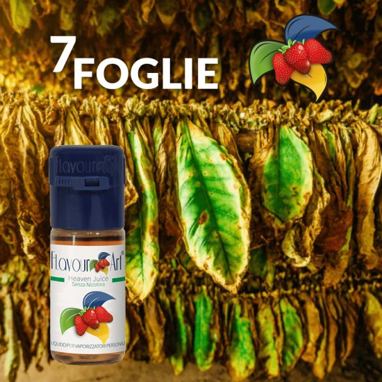 FlavourArt 7 Leaves (7 Foglie)