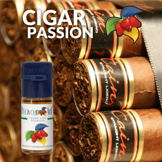 FlavourArt Cigar Passion - Tuscan