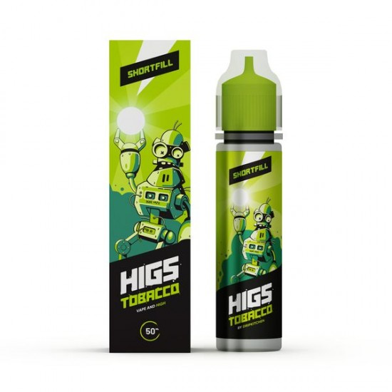Higs Shortfill Tobacco 50ml (60ml)