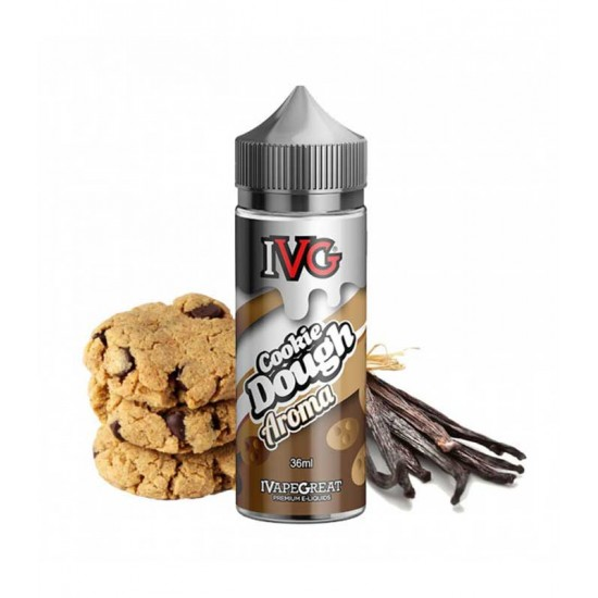 IVG Cookie Dough 36 мл (120 мл)