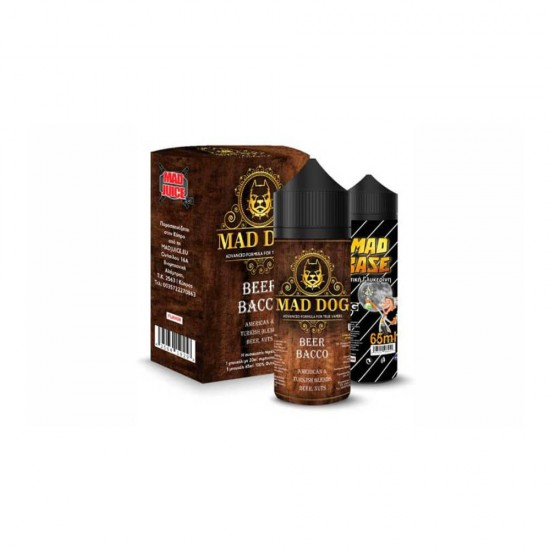 Mad Juice Beer Bacco Flavor Shot 20мл (100мл) и 65мл VG