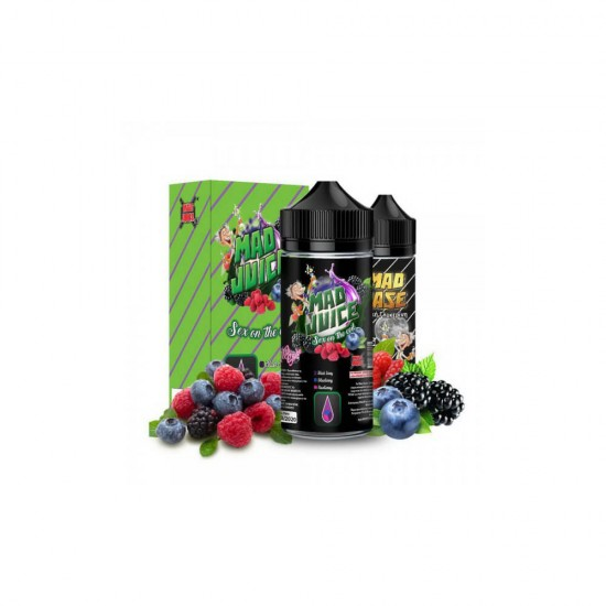 Mad Juice  Sex On The Coil Flavor Shot 20мл (100мл) и 65ml VG