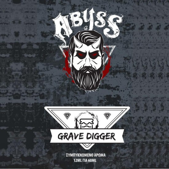 Grave Digger Flavor Shot 12мл (60мл) - Abyss Series