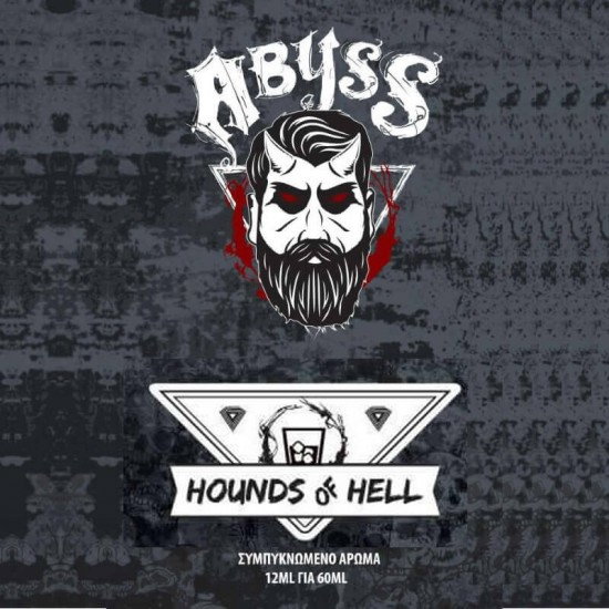 Hounds of Hell Flavor Shot 12мл (60мл) - Abyss Series