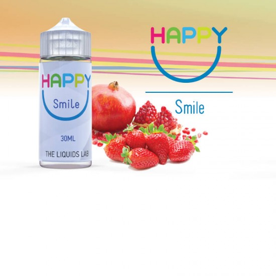 Happy Smile Flavor Shot 30мл (120мл)