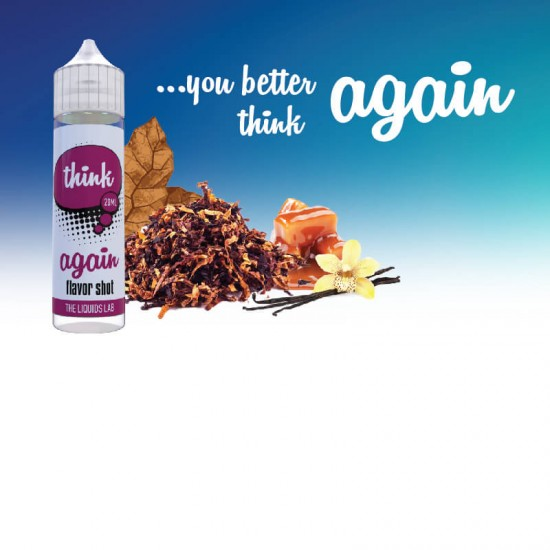 Think Again Flavor Shot 20ml (60ml)