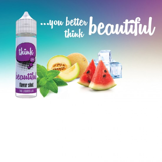 Think Beautiful Flavor Shot 20ml (60ml)