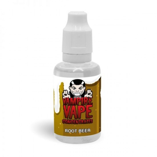Root Beer Flavour Concentrate by Vampire Vape 30ml