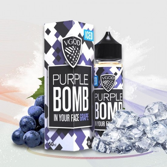 VGOD Purple Bomb 20ml (60ml)